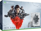 Afbeelding van Xbox One X console 1 TB (Limited Edition) + Gears 5