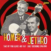 Homer & Jethro - Take Off Your Gloves And Play. Early Recordings 46