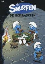 De Smurfen 24 - De goksmurfen