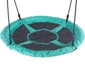 Nestschommel Comfort Groen Ø100 cm PP touwen