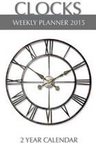 Clocks Weekly Planner 2015