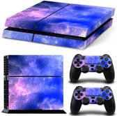 Galaxy - PS4 Console Skins PlayStation Stickers