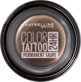 Maybelline Eye Studio Color Tattoo Oogschaduw - 40 Permanent taupe/bruin