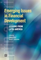 Emerging Issues in Financial Development