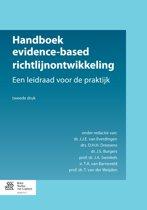 Omslag van 'Handboek evidence-based richtlijnontwikkeling'