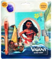 Vaiana Dagboek + UV pen