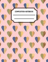 Composition Notebook: School College Ruled V65