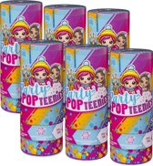Party PopTeenies 6 Pack Party Poppers
