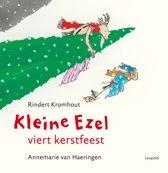 Kleine Ezel viert kerstfeest