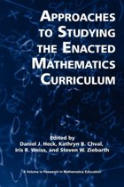 Approaches to Studying the Enacted Mathematics Curriculum