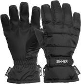 Sinner Vertana - Wintersporthandschoenen - Dames - Zwart - Maat XL