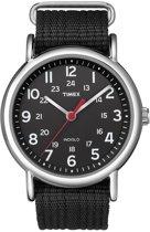 Timex T2N647 Horloge Zwart