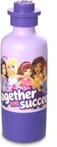 Lego Friends Drinkbeker - 400 ml - Paars
