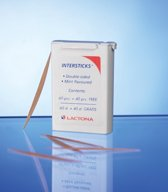 Lactona Intersticks - 3 x 100 stuks - Tandenstoker - Voordeelverpakking