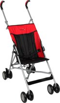 Buggy Trottine Cantor rood zwart