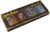 Harry Potter School House Crests Set of 4 Mini Tins