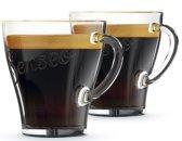 Philips Senseo CA6510/00 – Glazen koffiekopjes - 2 stuks