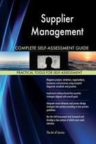 Supplier Management Complete Self-Assessment Guide