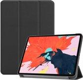 Apple iPad Pro 12.9 2018 Smart Tri-Fold Case - Zwart