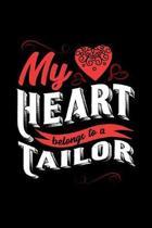 My Heart Belongs to a Tailor