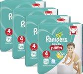 Pampers Luierbroekjes Baby Dry Nappy Pants Maat 4 (9-15kg) - 92 broekjes (4x23)