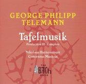 Tafelmusik, Part 3/Overtures/Quarte