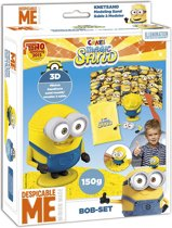 Craze Magic Sand Minions Bob 4-delig