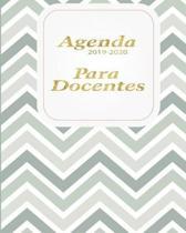 Agenda 2019-2020 Para Docentes
