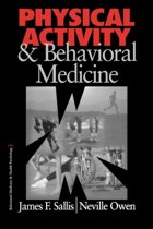 Physical Activity and Behavioral Medicine