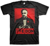 Godfather The Don t-shirt heren S