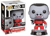 Pop! Star Wars: Red Snaggletooth LE