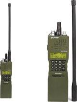 PRC-152 DUMMY RADIO - Zwart