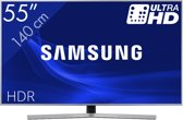 Samsung UE55RU7470  (55'') 4K Ultra HD Smart TV Wi-Fi Zilver