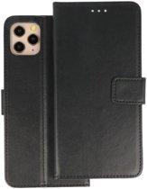 Wallet Cases Hoesje iPhone 11 Pro Zwart