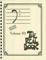 The Real Book - Volume III (Songbook)