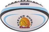 Gilbert Official Replica Exeter Rugbybal maat 5