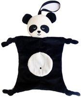 JPES Knuffeldoek Pandabeer Speenknuffel