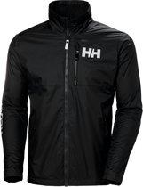 Helly Hansen Active Midlayer  Jas - Maat M  - Mannen - zwart/wit