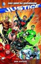 Justice League 01: Der Anfang