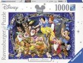 Ravensburger puzzel Disney Princess Sneeuwwitje - Legpuzzel - 1000 stukjes