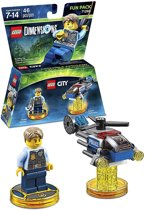 LEGO Dimensions - Fun Pack - LEGO City: Chase McCain (Multiplatform)