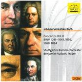 Bach, Js.: Concertos Vol. Ii
