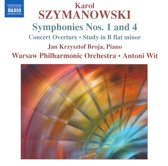 Warsaw Philharmonic Orchestra - Symphonies Nos.1 & 4