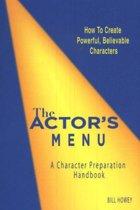 Actor's Menu