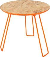 Zuiver OSB - Bijzettafel - Oranje