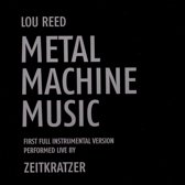 Play Lou Reed- Metal Machine Music