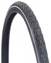 Deli Tire Buitenband Met Bies 26 X 1 3/8 (37-590) Zwart