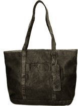 Micmacbags Shopper Phoenix Army Green