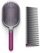 Dyson Supersonic Paddle brush styling set - Haarkam + Peddelborstel