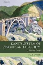 Kant's System of Nature and Freedom